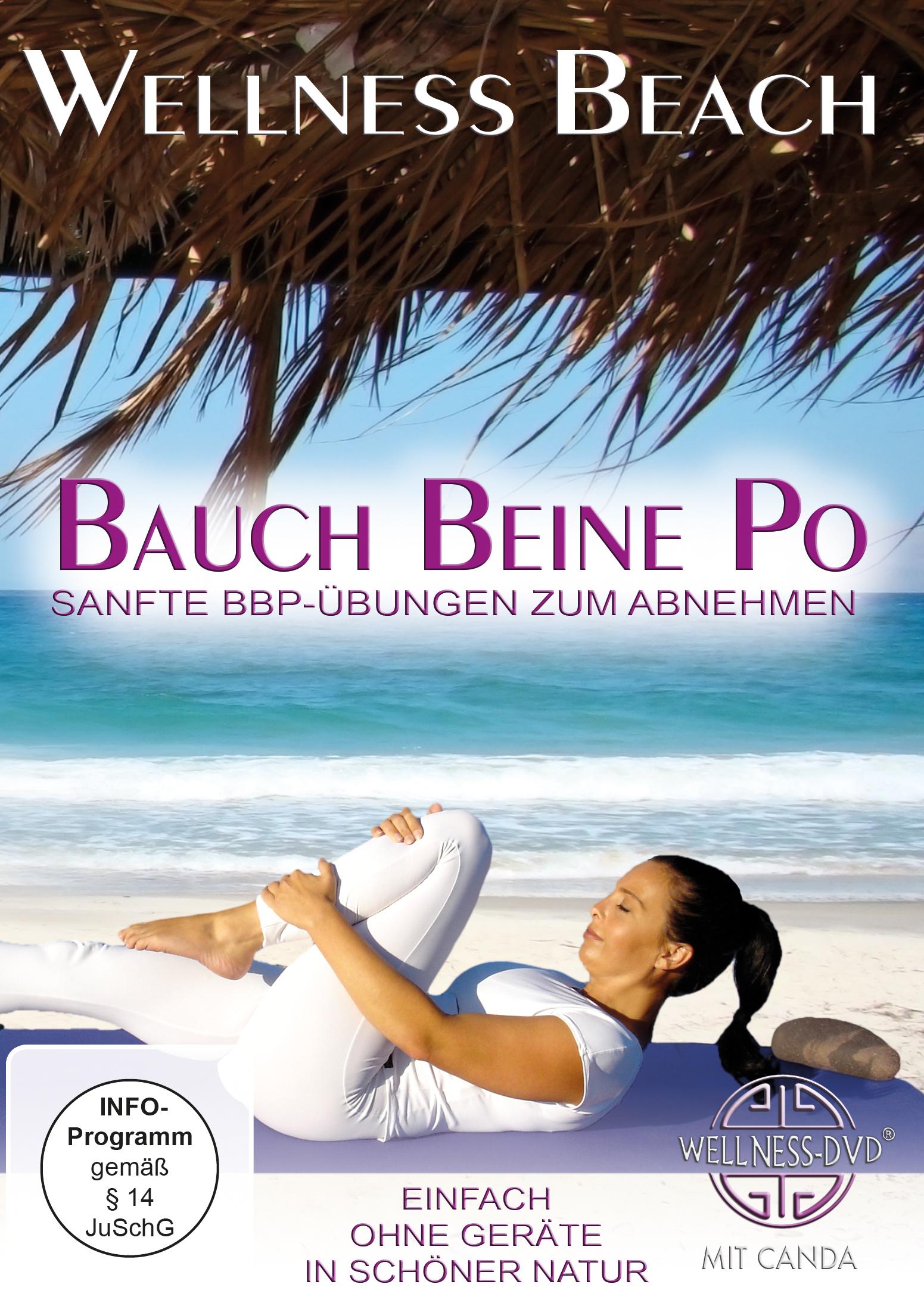 Dvd Wellness Beach Bauch Beine Po